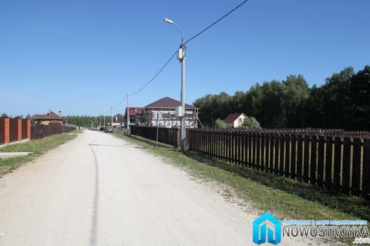 Участки по Симферопольскому шоссе