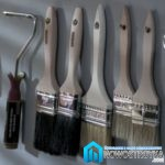 Какие инструменты использовать для окраски древесины?