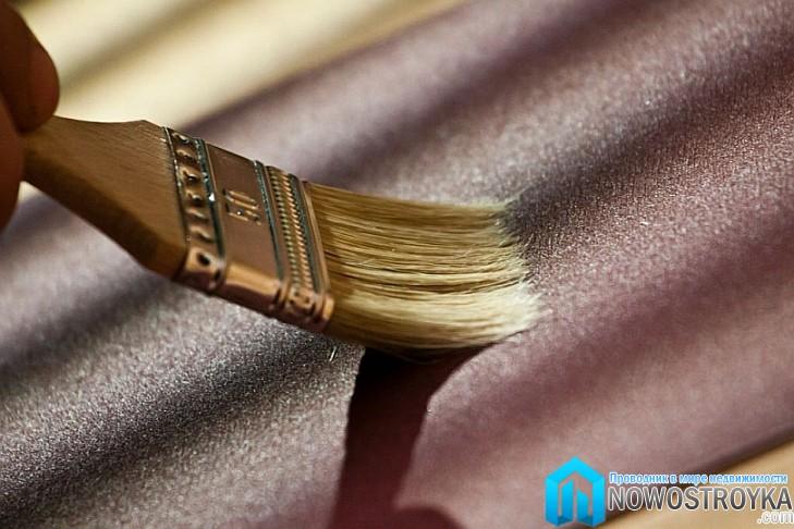 Какие инструменты использовать для окраски древесины