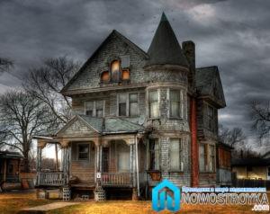 Особенности ремонта в старинном доме