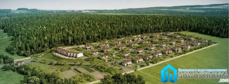 Как выбрать коттеджный поселок