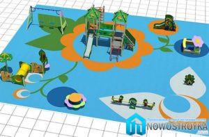 Игровые площадки - забота о здоровье и досуге детей
