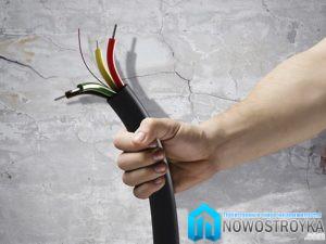 Нюансы замены электропроводки в квартире