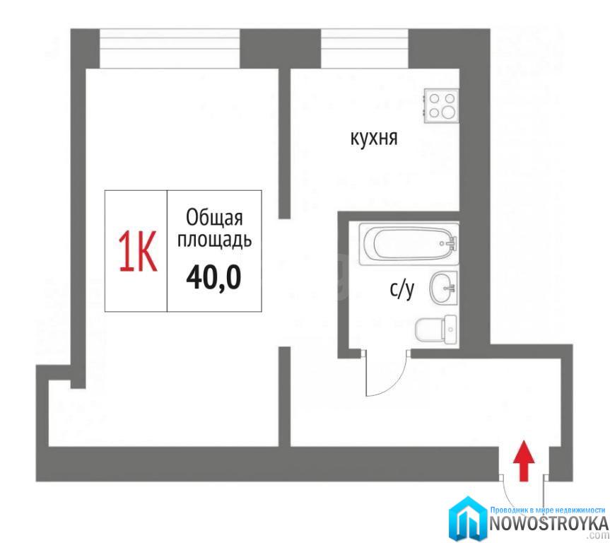 В чем риски покупки однокомнатной квартиры на вторичке